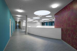 Gymnasium-Schönefeld Etage