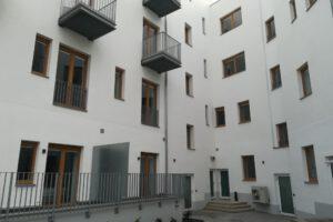 CAS34 Innenhof
